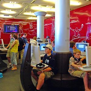 Интернет-кафе Туголесского Бора