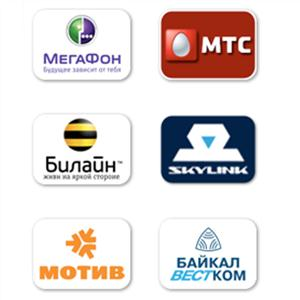 Операторы сотовой связи Туголесского Бора