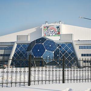 Спортивные комплексы Туголесского Бора