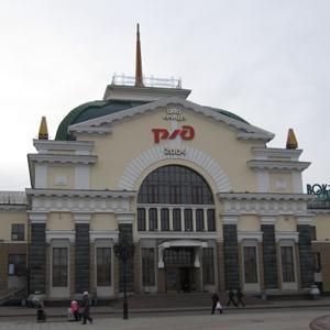 Железнодорожные вокзалы Туголесского Бора