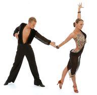 Клуб танцевального спорта Югения - иконка «танцы» в Туголесском Бору